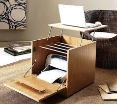 office desk space. Space Saving Office Desks. Desks Folding Light Brown Wooden Computer Desk With