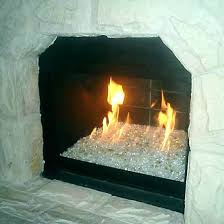 gas fireplace rocks glass ventless fireplace insert glass front inserts decorative with safety gas rocks