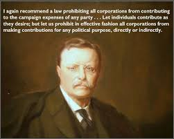 Theodore Roosevelt Quotes Custom Teddy Roosevelt On Corporate Campaign Money Quotes DailyMoney
