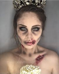 corpse bride makeup i like this more than caking myself in face paint to try to look like the tim burton character