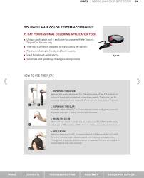 Goldwell Hair Color Chart 2014 Color Continuum Professional Hair Coloring Manual Pdf Free