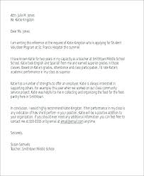 sorority letter of recommendation example 7 community service letter of recommendation sorority