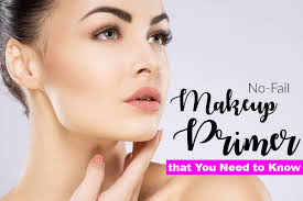 no fail makeup primers that you need to know