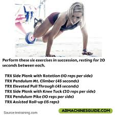 more trx workout routines sle workout routine arms and abs