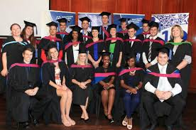 growing numbers for nmmu george autumn graduation george boost for business nmmu bcom graduates celebrate their lecturers ms jane