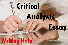 critical essay swot analysis writing example topics outline critical analysis essay