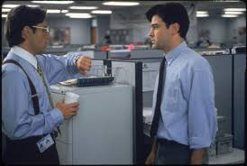 Stills from Office Space (Click for larger image)