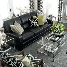 black couch living room ideas innovative modern living room furniture black and best black couch decor