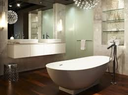 bathroom : Hypnotizing Refinishing Por Stunning Bathroom With ...