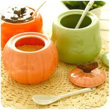 Decorative Spice Jars 100pcsLot Fashion Ceramic Spice Jars Decorative Seasoning Bottle 98