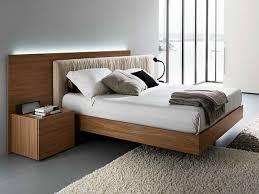 Image of: Modern Platform Beds