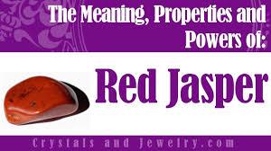 is red jasper lucky