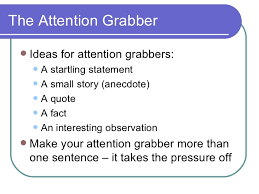 essay attention grabbers twenty hueandi co essay attention grabbers