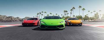 Exotics Racing Las Vegas Supercar Driving Experience