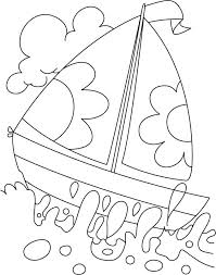 Water Play Coloring Sheets Nicolecreationsinfo
