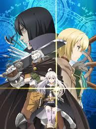 Grimoire Of Zero Light Novel English Grimoire Of Zero Tv Anime News Network