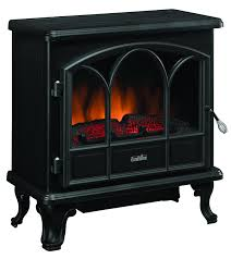 25 duraflame stove electric fireplace