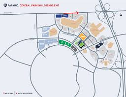 June 3 Parking General Parking At Legends Sporting