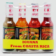 hot sauce from coasta rica