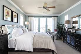 blue and white furniture. Master Bedroom, Light Blue, White And Black \u003d Relaxing. #KellerHomes Blue Furniture