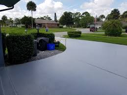design top exterior concrete driveway paint decor idea stunning fresh on exterior concrete