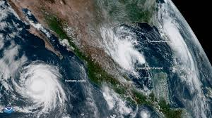 Ocean Of Light Juliette Another Tropical Storm Could Hit Parts Of Mexico And Texas