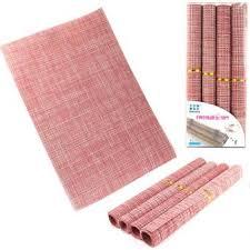 <b>Набор коврики сервировочные</b> кухонные, пластик 45 х 30 см ...