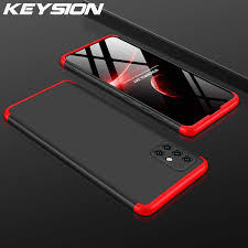 KEYSION <b>360 Full Protection 3</b> in 1 Case For Samsung A51 A71 ...