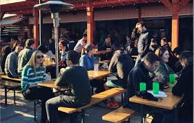 these beer gardens are the best places to finally welcome spring