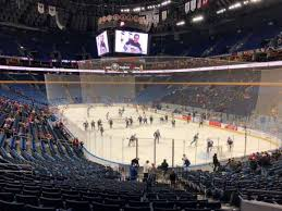 Keybank Arena Hockey Seating Chart Keybank Center Section 113 Home Of Buffalo Sabres Buffalo