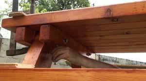 Bricolage Table Pique Nique Youtube