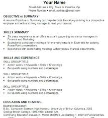How To Write A Professional Summary For Your Resume Great Writing A