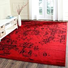 new target red rug or solid red rug solid red area rug grey rug target black