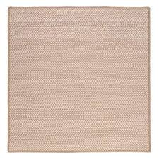 sa sand 10 ft x 10 ft indoor outdoor braided area rug