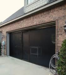 the garage doorinside garage ideas  Interior Garage Designs These are the