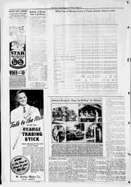 Shannon County Democrat from Winona, Missouri on August 29, 1940 · 4