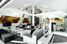 ultra modern interior design. Futuristic House Interior Ultra Modern Featuring Architecture 8 Home Design