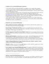 Apa Assignment Example Beautiful Best S Of Example Annotated