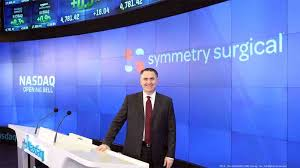 roundtable healthcare partners to acquire symmetry surgical ssrg for 140 3m