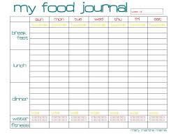 Diet Journals Under Fontanacountryinn Com