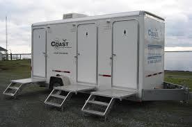 bathroom trailer rental. Plain Rental Portable_restrooms_2 Our Executive Class Washroom Trailer Intended Bathroom Trailer Rental