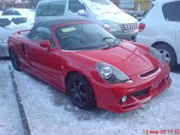 2002 Toyota MR-S Photos
