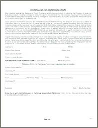 Construction Work Authorization Form Template Extra C