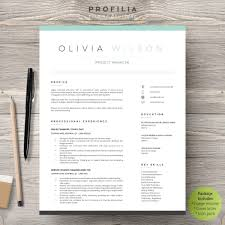 Template For Resume Word Template Myenvoc