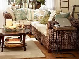 modern round coffee table decor