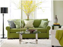 Living Room : Fashioned Green Living Room Ideas With Apple Green Pretty  Living Room Sofa On White Fluffy Rug Plus Oval Glass Coffee Table How To  Make Fresh ...