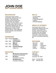 Apple Resume Templates All About Letter Examples