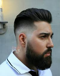s back hairstyle for thick hair high skin fade