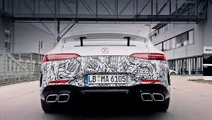 Грядущий Mercedes-AMG <b>GT</b> 73 возродит легендарный <b>шильдик</b> ...