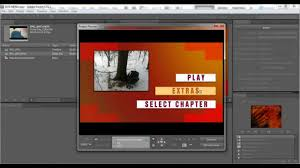 Create Dvd Menu With Adobe Encore